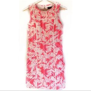J. Crew Dresses - J Crew Collection Sun Faded Tropical Jacquard